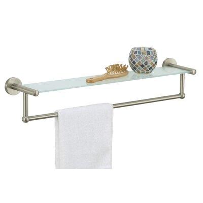 "OIA 4.5"" x 22.25"" Bathroom Shelf"
