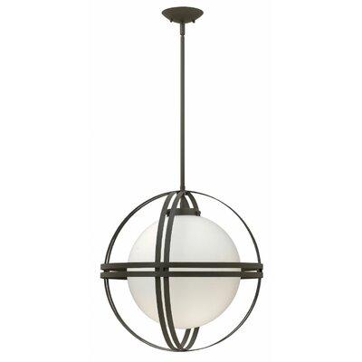 Atrium 1 Light Globe Pendant by Hinkley Lighting