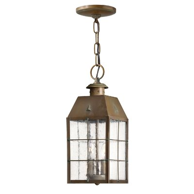 Hinkley Lighting Nantucket 2 Light Outdoor Hanging Lantern