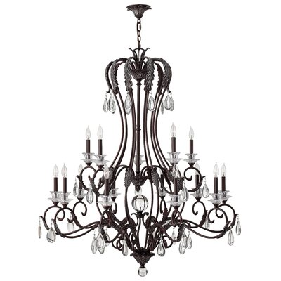 Marcellina 15 Light Chandelier by Hinkley Lighting
