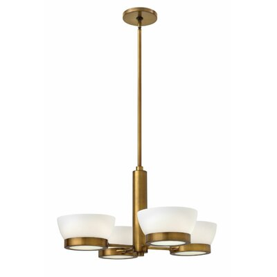 Mercer 4 Light Chandelier Product Photo