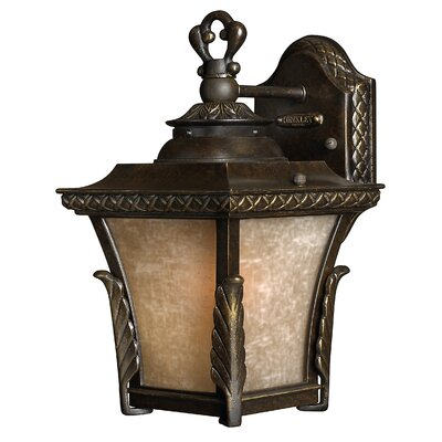 Hinkley Lighting Brynmar 1 Light Wall Lantern