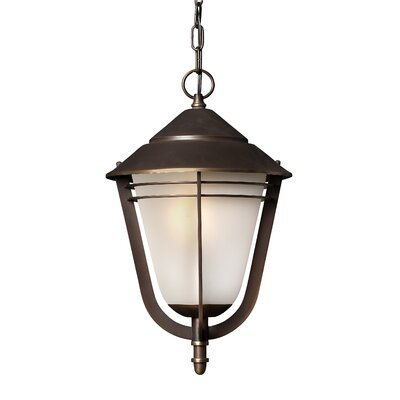 Hinkley Lighting Aurora 1 Light Outdoor Hanging Lantern