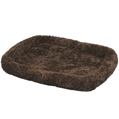 SnooZZy Cozy Crate Donut Dog Bed by Precision Pet