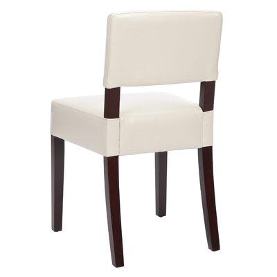 Safavieh Jacob Bicast Leather Side Chair
