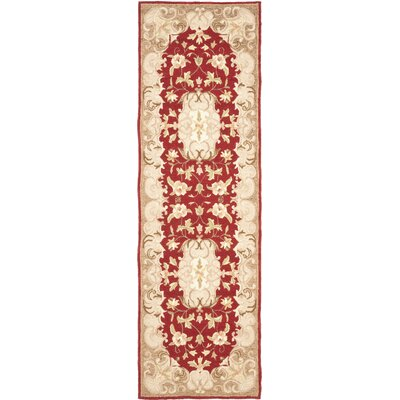 DuraArea Rug Red Area Rug by Safavieh