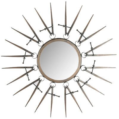 Compass Point Wall Mirror by Safavieh