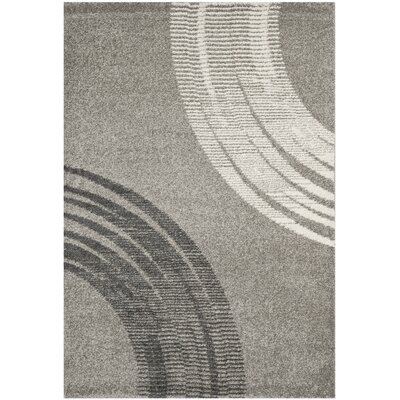 Porcello Light Grey Area Rug by Safavieh