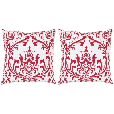 Belos Cotton Decorative Cotton Throw Pillow by Safavieh