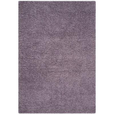 Hudson Shag Purple Area Rug by Safavieh