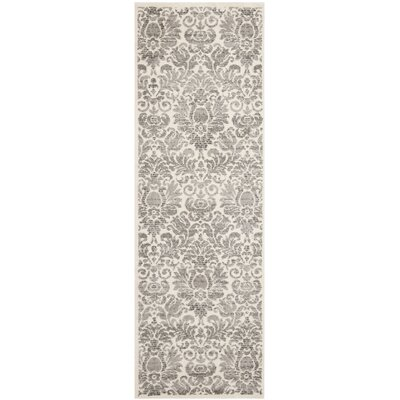 Damasco Grey / Ivory Area Rug by Safavieh