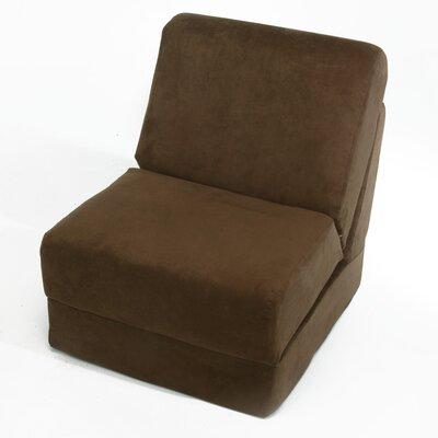 Teen Micro Suede Chair by Fun Furnishings