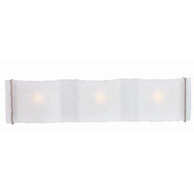 Access Lighting Mercury 3 Light Bath Bar