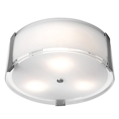 Tara 3 Light Flush Mount Product Photo