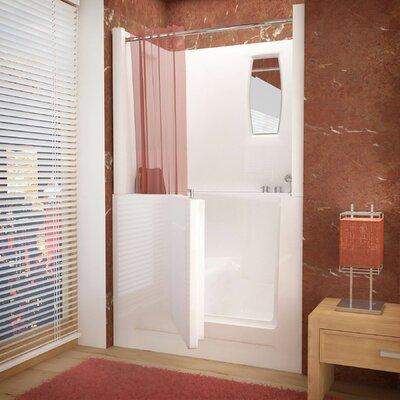 "Telluride 47"" x 27"" Soaking Bathtub Product Photo"