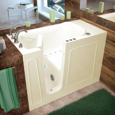 "Santa Fe 53"" x 26"" Air Jetted Bathtub Product Photo"