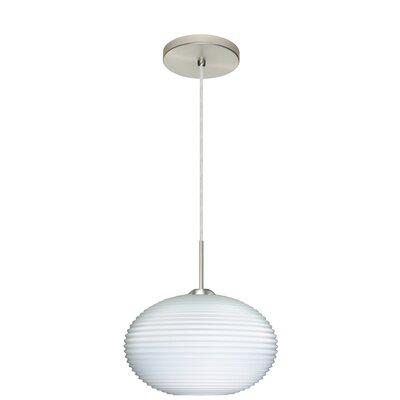 Besa Lighting Pape 1 Light Globe Pendant