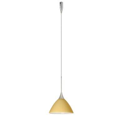 Besa Lighting Domi 1 Light Mini Pendant