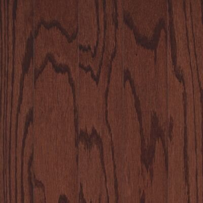 "Mohawk Flooring Pastiche 3-1/4"" Engineered Oak Hardwood Flooring in Cherry"