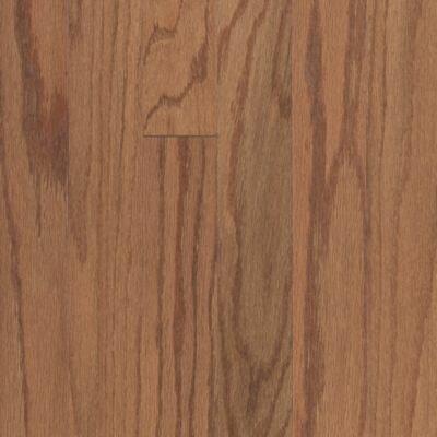 "Mohawk Flooring Oakland 3"" Engineered Oak Hardwood Flooring in Golden"