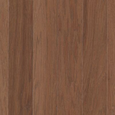 "Mohawk Flooring Warrenton 3"" Engineered Hickory Hardwood Flooring in Thrasher Brown"