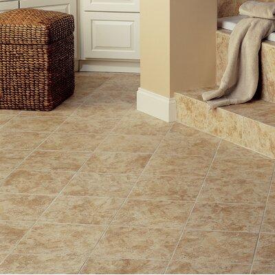 "Mohawk Flooring Ristano 6"" x 6"" Ceramic Field Tile in Noce"