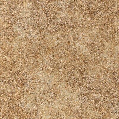 "Mohawk Flooring Bella Rocca 6"" x 6"" Ceramic Field Tile in Etruscan Gold"