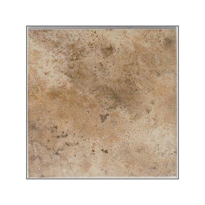 "Mohawk Flooring Primabella 12"" x 12"" Porcelain Field Tile in Espresso"