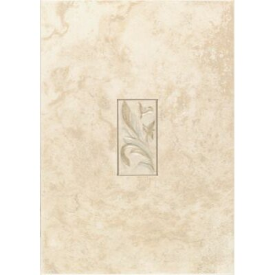 "Mohawk Flooring Natural Pavin Stone 14"" x 10"" Decorative Accent Wall Tile in White Linen"
