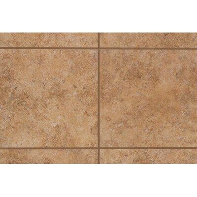 "Mohawk Flooring Natural Bella Rocca 9"" x 3"" Bullnose Tile Trim in Etruscan Gold"