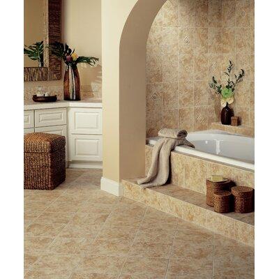"Mohawk Flooring Ristano 9"" x 12"" Ceramic Field Tile in Noce"