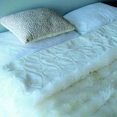 Bowron Sheepskin Rugs Bowron Accessories Lambskin Minx Wool Throw