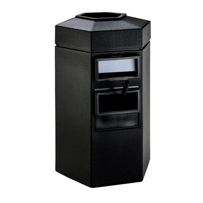 Commercial Zone Islander Series 35-Gal Large Island Convenience Center