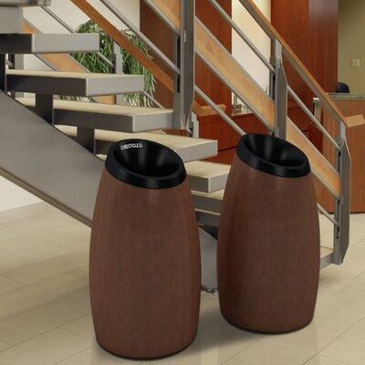Commercial Zone Garden Series 20-Gal Cypress Industrial Recycling Bin
