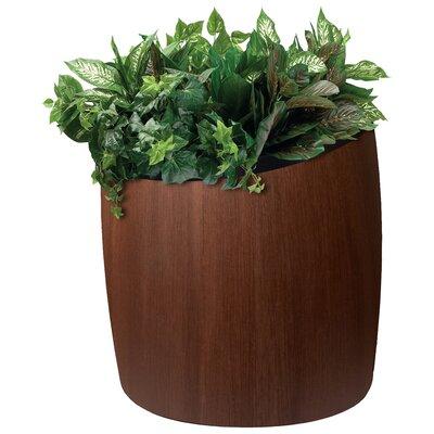 Commercial Zone Garden Series Round Pot Planter