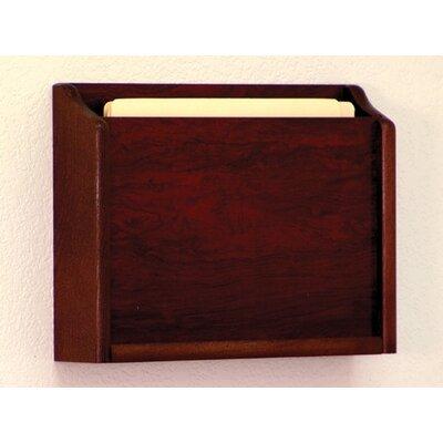 Wooden Mallet HIPPAA Compliant Chart Holder