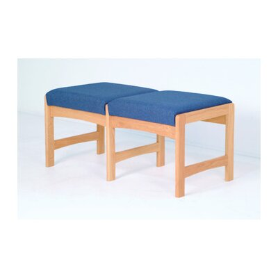Wooden Mallet Dakota Two Seat Bench