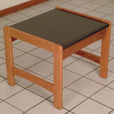 Wooden Mallet Dakota Wave End Table
