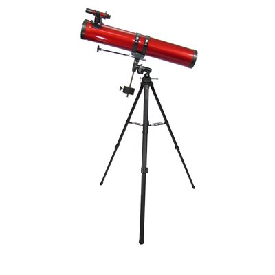 Carson Red Planet Series Newtonian Reflector Telescope