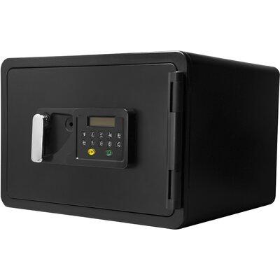 barska fireproof digital keypad lock safe reviews wayfair. Black Bedroom Furniture Sets. Home Design Ideas