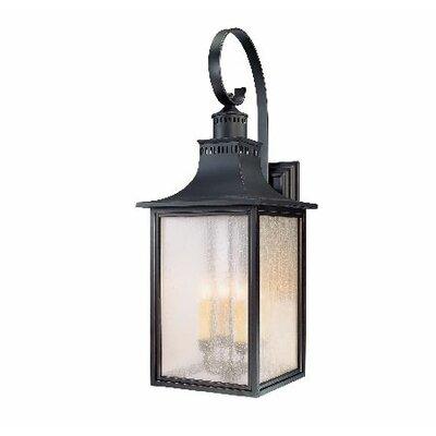Savoy House Monte Grande 4 Light Wall Lantern