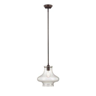 1 Light Pendant by Savoy House