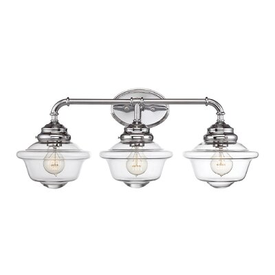 Fairfield 3 Light Vanity Light Product Photo