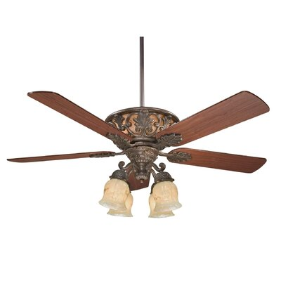 "52"" Monarch 5 Blade Ceiling Fan Product Photo"