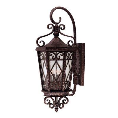 Savoy House Pierce Paxton 4 Light Wall Lantern