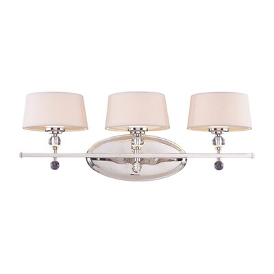 Murren 3 Light Bath Vanity Light Product Photo