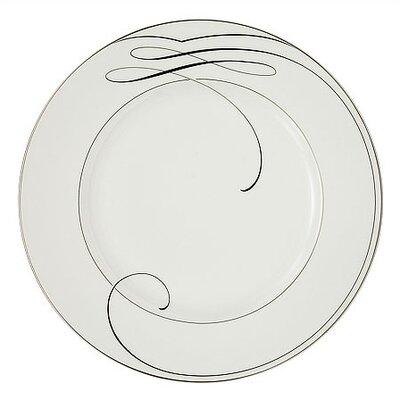 """Waterford Ballet Ribbon 10.75"""" Dinner Plate"""