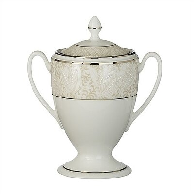 Waterford Bassano Sugar Bowl with Lid
