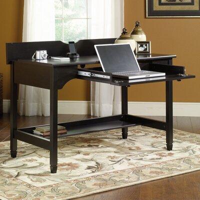 Sauder Edge Water Computer Desk with Keyboard Tray
