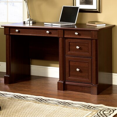 Sauder Palladia Computer Desk with Keyboard Tray